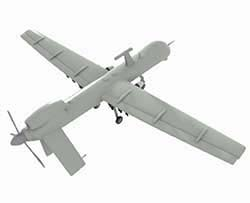 Unmanned Aerial Vehicle UAV-Silicon Carbide