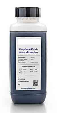 graphene oxide water dispersion 1000ml